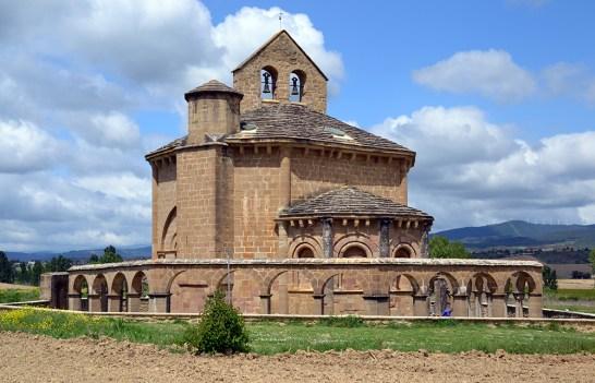 17-1 Santa María de Eunate