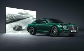 Berntley Continental GT 9