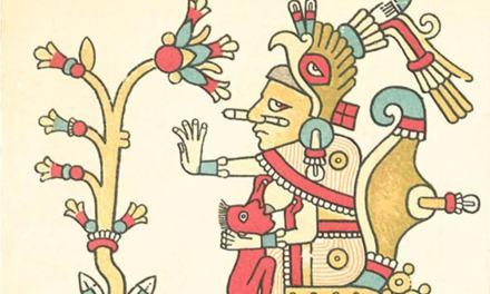Xochiquetzal: la diosa azteca de la belleza, el placer y el amor, a la que se le ofrecían terribles sacrificios sangrientos