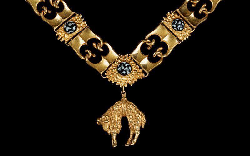 Collar de la Orden del Toisón de Oro