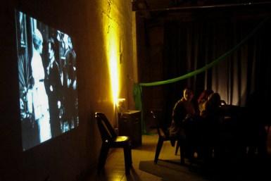 """Noche de Cine y Teatro Breve en """"El Palomar""""."""