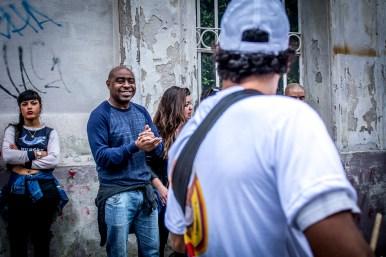Manoahi fue muy bien recibida por el público uruguayo y contó con el apoyo y calor de la gente que disfrutó de la llamada.