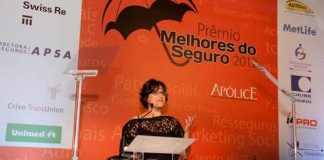 Kelly Lubiato, diretora de redação da Revista Apólice