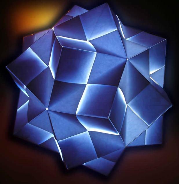 luminaria artesanal