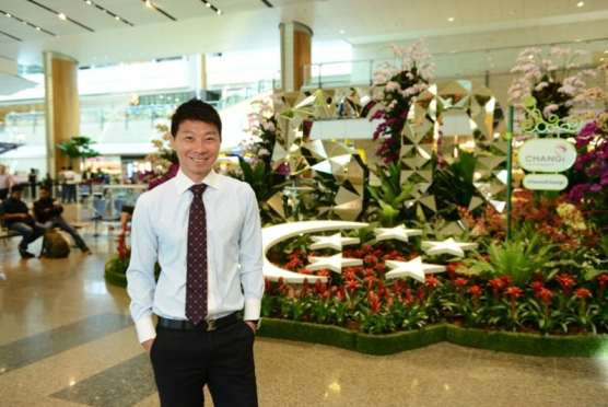 Robin Goh, Assistant Vice President, Changi Aeroport_