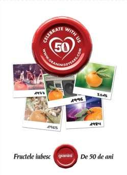 Granini_50 de ani de iubire