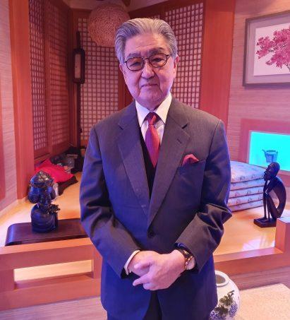 Tongsun Park, chairman al Parkington International