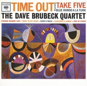 Time Out — The Dave Brubeck Quartet