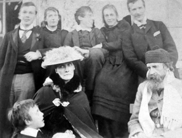 Duckworth group, 1892