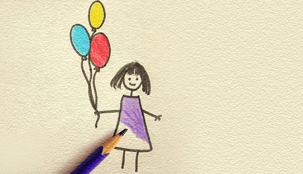 A Vida E So Um Grande Livro De Colorir Pinte Sua Como Quiser