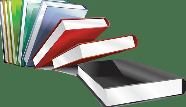 Book Cover Design Template Vector Illustration Png : Milhões de livros para download ou leitura on line
