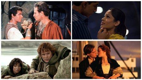 Os 10 filmes mais premiados da história do Oscar