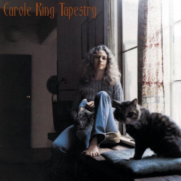 Os 10 melhores álbuns femininos de todos os tempos Carole-King