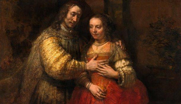 As 10 melhores pinturas de amor da história da arte