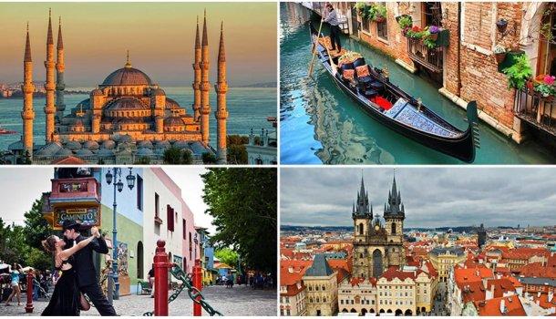 10 livros que inspiram viagens
