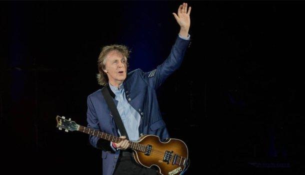 Paul McCartney está velho