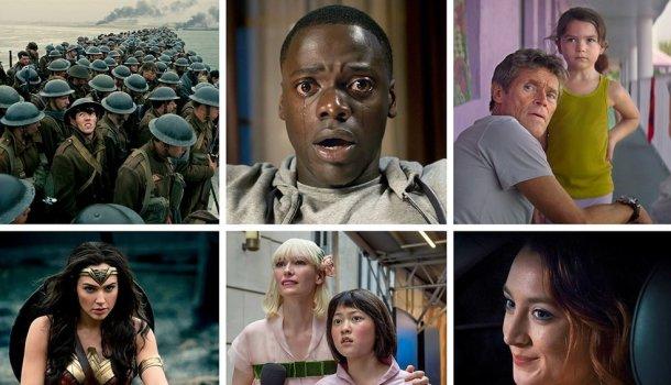 Os melhores filmes de 2017