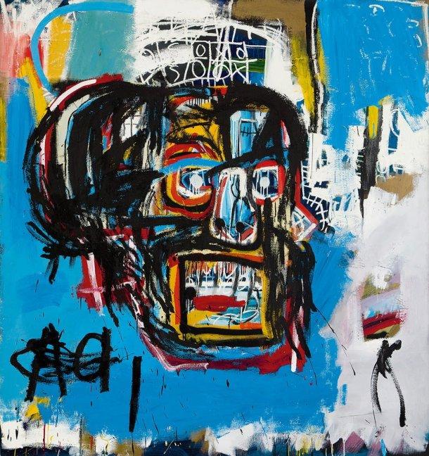 Sem Título (1982), Jean-Michel Basquiat