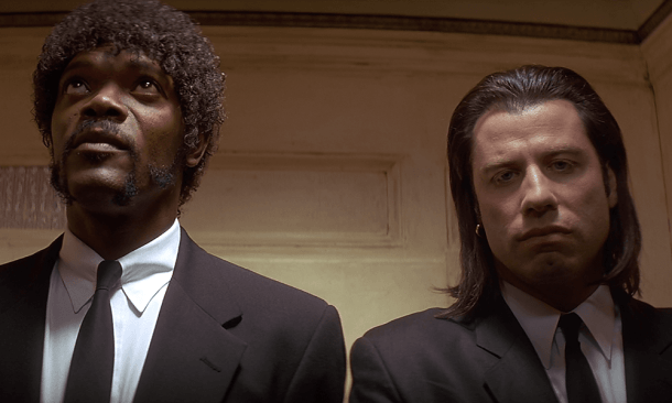 Pulp Fiction — Tempo de Violência (1995), Quentin Tarantino