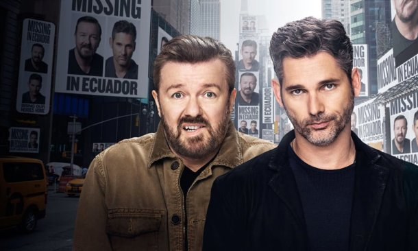Special Correspondents (2016), Ricky Gervais