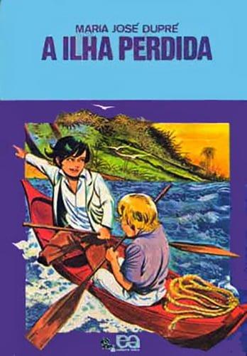 A Ilha Perdida (1973), Maria José Dupré