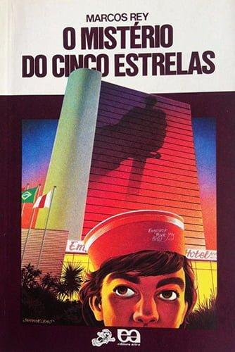 O Mistério do Cinco Estrelas (1981), Marcos Rey