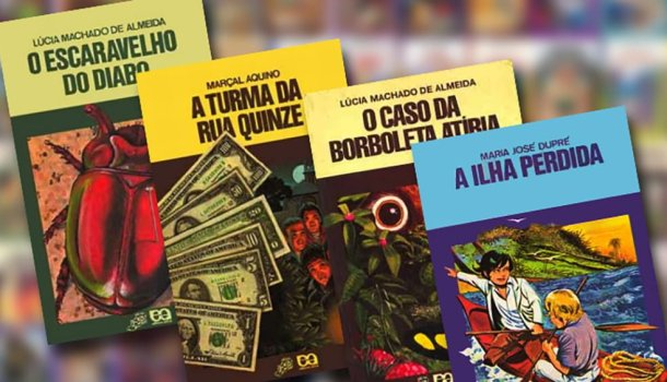 Os 15 melhores livros da Coleção Vaga-lume