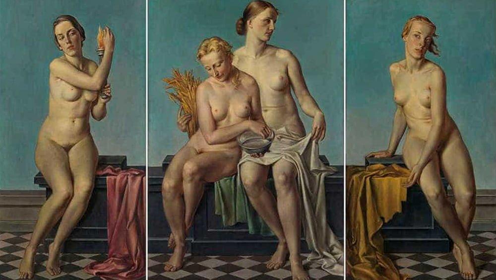 """16 mil obras de arte """"degeneradas"""" censuradas pelos nazistas"""