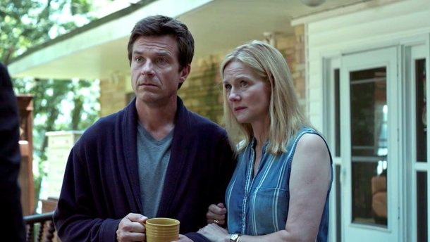 Ozark (2017), Bill Dubuque e Mark Williams