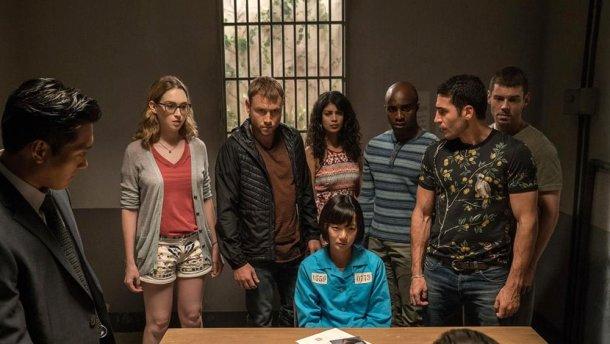 Sense8 (2015-2018), J. Michael Straczynski, Lana Wachowski e Lilly Wachowski