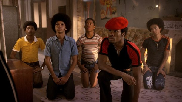 The Get Down (2016-2017), Stephen Adly Guirgis e Baz Luhrmann