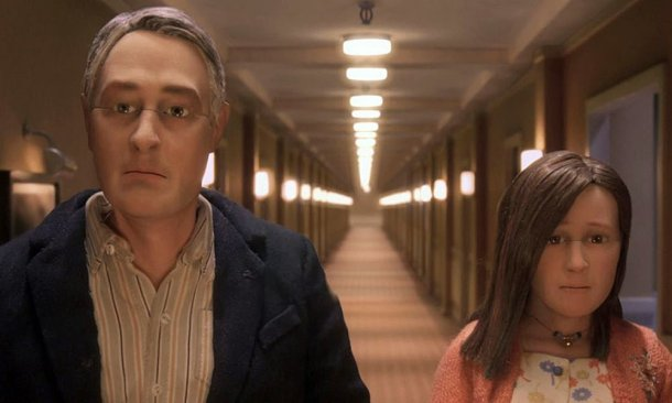 Anomalisa (2015), Duke Johnson e Charlie Kaufman