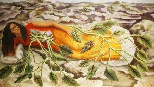 Toda a obra de Frida Kahlo para acesso online