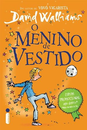 O Menino de Vestido (2008), David Walliams