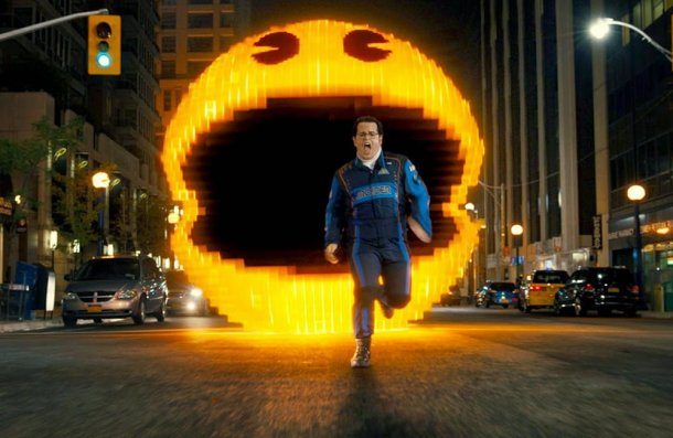Pixels (2015), Chris Columbus