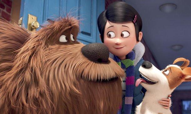 Pets: A Vida Secreta dos Bichos (2016), Yarrow Cheney e Chris Renaud
