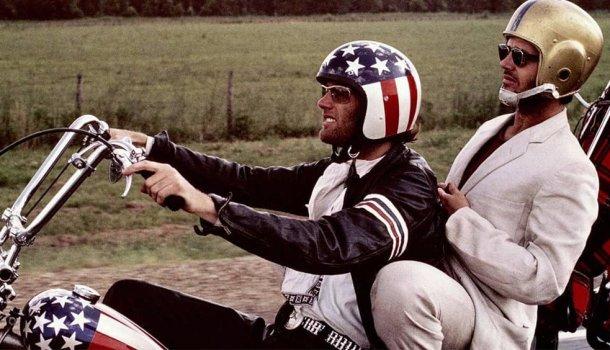 Easy Rider: o filme que mudou a América