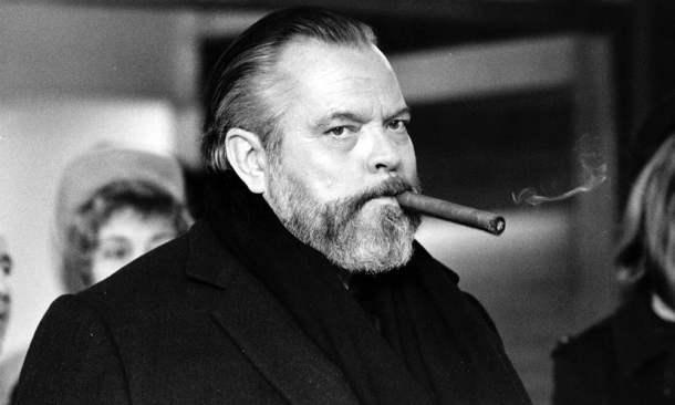 O Outro Lado do Vento, Orson Welles