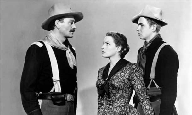 Rio Grande (1950), de John Ford