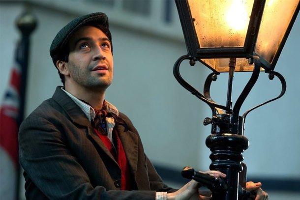 O Retorno de Mary Poppins, Rob Marshall