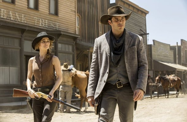 Westworld, Jonathan Nolan e Lisa Joy