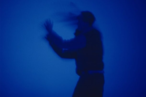 Blue (1993), Derek Jarman