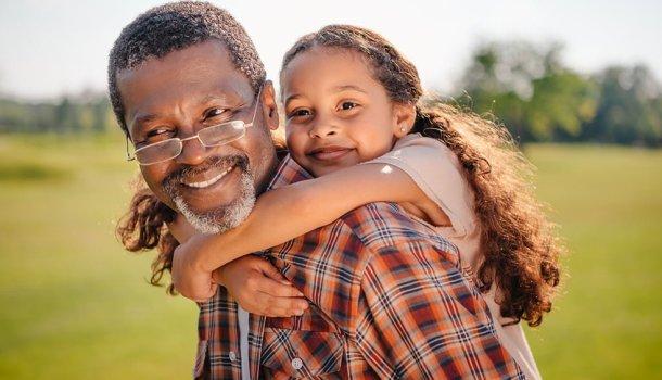 A infância com os avós é a nossa melhor saudade