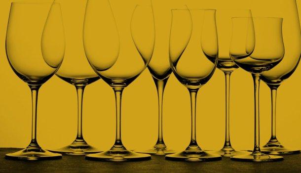 Saiba qual taça escolher para cada tipo de vinho