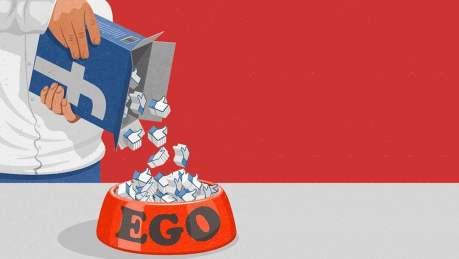 A era dos likes e a compulsão que atinge cegamente os egos inflados