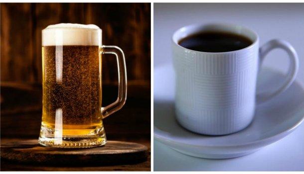 Estudo revela que beber  cerveja e café aumenta suas chances de passar dos 90 anos