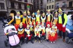 Cuadrilla de Pinochos.