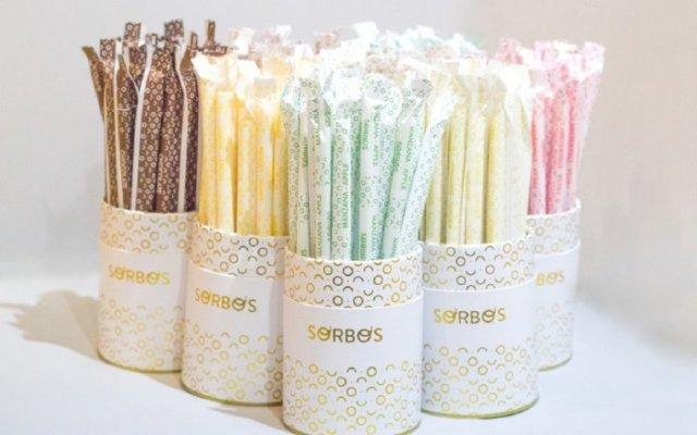 Empresa desenvolve canudos comestíveis para substituir plástico 2