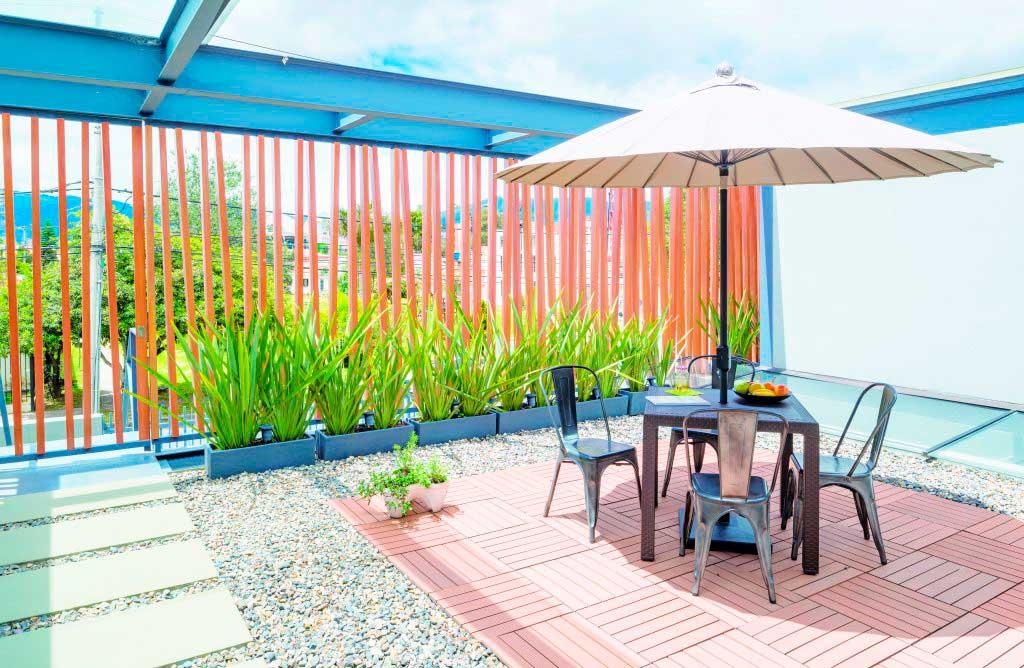 Diseño Home Office Terraza