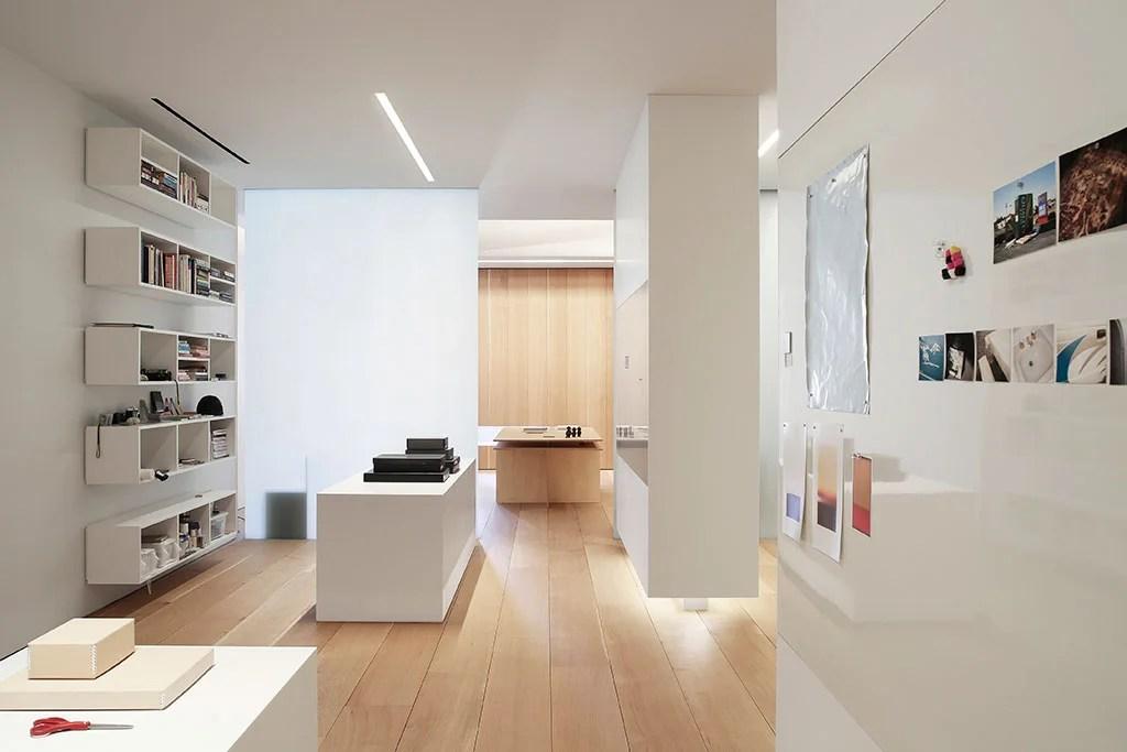 diseño loft industrial estudio